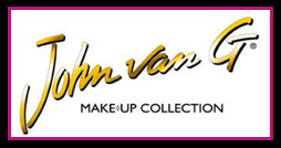 The John van G makeup line offers an extraordinary diversity of colours, which is unique.